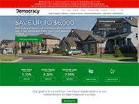 Democracy Federal Credit Union