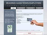Reading Mass Town Employees Federal Credit Union
