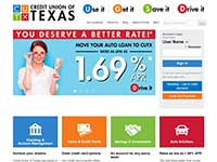 Credit Union of Texas - , TX
