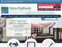 Maine Highlands Federal Credit Union