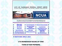 City of Fairbanks Federal Credit Union