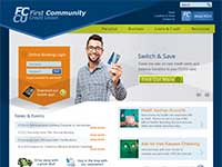 First Community Credit Union - , ND