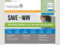 Winston Salem Credit Union >> Winston Salem Federal Credit Union Winston Salem Nc