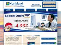 Northland Area Federal Credit Union - , MI
