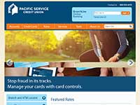 Pacific Service Credit Union - , CA