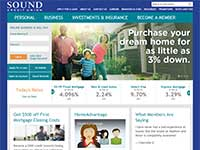 Sound Credit Union - , WA