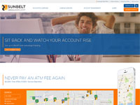 Central Sunbelt Federal Credit Union Branch Locator