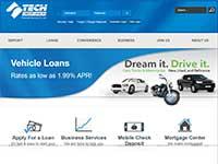 Tech Credit Union Calumet City Il At 1011 River Oaks Drive