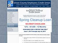 Union County Employees Federal Credit Union