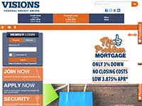 Visions Federal Credit Union - , NY