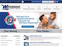 Waterfront Federal Credit Union