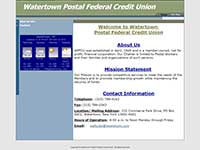 Watertown Postal Federal Credit Union