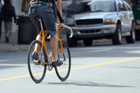 Drivers and Bicyclists: Share the Road During Bicycle Safety Month