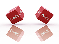 Debit Card Use Higher Than Credit Card Use in 2008