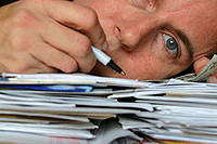 Five Tips to Avoid Tax Time Stress