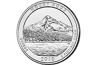 Mount Hood National Forest Quarters Coming November 15