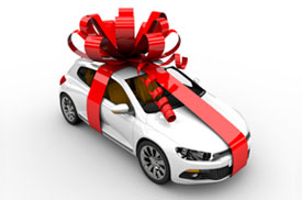 Car Shopping During the Holidays? - 29 November 2012