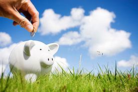 Despite A Rough Economy, Credit Union Average Savings Are Up