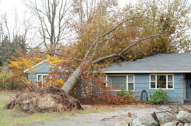 Natural Disasters May Disrupt Mortgage Closings - 12 November 2012