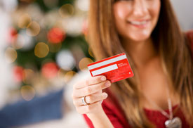 Save Money With a Credit Union Credit Card During the Holidays