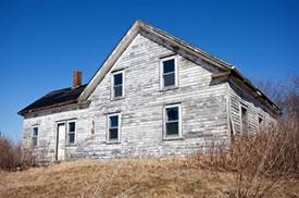 Today's American Foreclosure: Living Next Door to the Neighborhood Eyesore