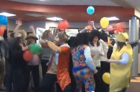 Credit Unions Get Their Groove On with Harlem Shake