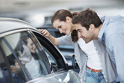 CU Auto Loans Put You in the Driver's Seat